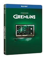 Gremlins Limited Steelbook Blu Ray