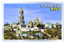 UKRAINE KIEV MOD3 FRIDGE MAGNET SOUVENIR IMAN NEVERA