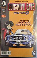 Gunsmith Cats Mister V #3 VF+ 1st Print Dark Horse Comics