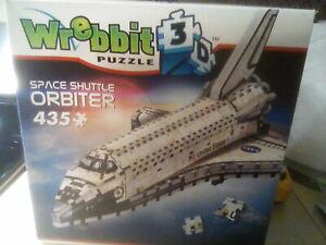 Space Shuttle Orbiter Wrebbit 3D Puzzle