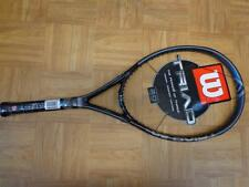 NEW Wilson Triad Hammer 2.0 115 head 4 0/0 small grip adult Tennis Racquet
