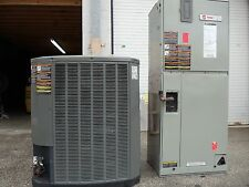 Central Air 5-Ton Trane A/C Condenser and Air Handler AC Straight Cool Unit
