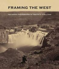 """Framing the West"" Survey Photographs of Timothy H. O'Sullivan New In Shrink"