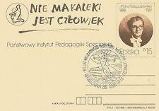 Poland postmark WARSZAWA - military army medicine aviation