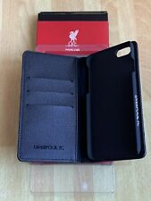 **NEW** Liverpool Football Club iPhone 7/8 Compatible Phone Case + Card Wallet.