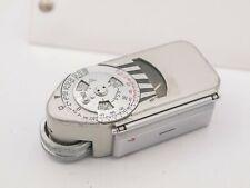 Leica Meter M Shoe Mount Selenium Rangefinder Camera Light Meter