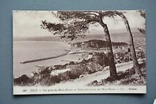 R&L Postcard: LL Card, Nice France View from Mont-Boron
