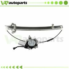 Power Window Regulator for Nissan Frontier Xterra Suzuki Front RH w/ Motor