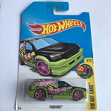 Hot Wheels 2017 Fandango Treasure Hunt Car On Long Card. Mint