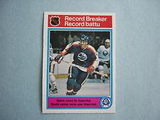 1982/83 O-PEE-CHEE NHL HOCKEY CARD #3 DALE HAWERCHUK RB NM SHARP!! 82/83 OPC