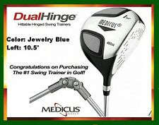Medicus DualHinge 460cc Driver Loft 10.5  Golf club Training Aid ladies Women RH