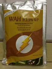 WAH!! beauveria bassiana organic whitefly thrips aphid Insect control fresh 250g