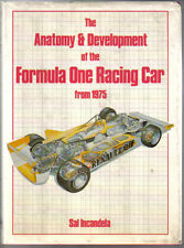 Anatomy & Development of the Formula One Racing Car from 1975 by Incandela