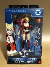 DC Comics Multiverse Harley Quinn Lex Luthor CNC Series Walmart Exclusive NEW
