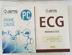 Manuale PRIME CAUSE + Manuale ECG AIMS