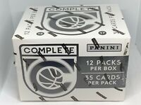 (1) SEALED 2016-17 Panini Complete 35 Card Basketball NBA FAT PACK 12 ct. BOX