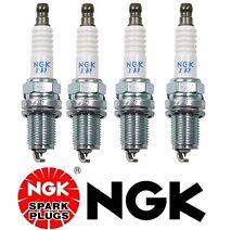 4 PCS NGK Spark Plug High Power Laser Platinum Fits Honda Acura RSX Civic