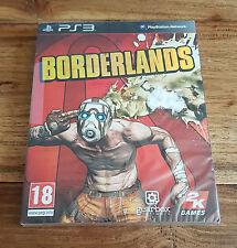 BORDERLANDS Jeu Sur Sony PS3 Playstation 3 Neuf Sous Blister VF