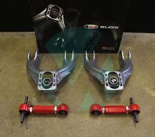Blox Front & VMS Rear Camber Kit Combo 92-95 Civic 94-01 Integra EG DC2