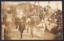 More details for jersey 1910 horses parade channel islands social scene channel islands postcard