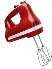 KitchenAid Ultra Power 5-Speed Hand Mixer Empire Red Color (mac)