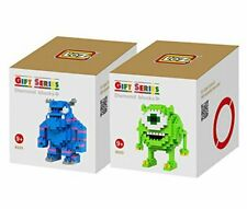 LOZ Diamond Blocks Monsters, Inc. Mike and Sulley 400 Pcs Set by LOZBlock