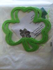 Tissue Paper Shamrock Craft Kit Makes 6