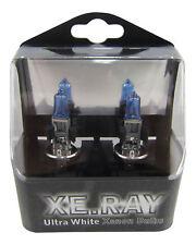 ORIGINAL xe.ray H1 Xenon Gas que han sido Llenados bombillas super blanca azul