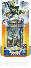 ACTIVISION-BLIZZARD - Skylanders Giants Legendary Light Core Chill