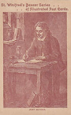LITERARY : John Bunyan- undivided back- ST WINIFRED'S BAZAAR