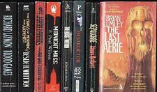 8 Vintage Horror Books (Lot W) ~ John Farris, Richard Laymon, Lumley + 5 Others