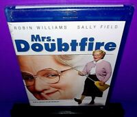 Mrs. Doubtfire (Blu-ray Disc, 2009) Robin Williams Brand New B533
