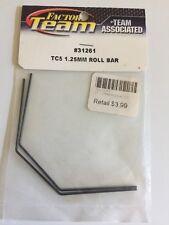 Team Associated TC5 1.25mm Roll Bar