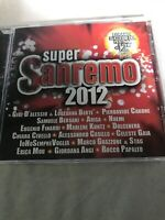 Super Sanremo 2012 by Various | CD | condition good
