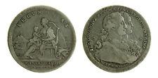 107) NAPOLI  Ferdinando IV - 120 grana piastra 1772 FECUNDITAS