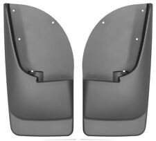 17-19 F250 F350 Super Duty Husky Liners Front Molded Mud Guard Flaps 2pc 58471