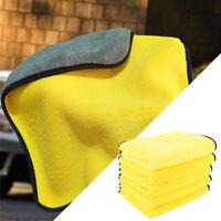 Absorbant lave-auto microfibre voiture serviette nettoyage séchage chiffon G