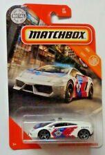 Matchbox 2020 MBX CITY Lamborghini Gallarado Police 87/100