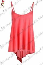 Maglie e camicie da donna in poliestere con spalline taglia S