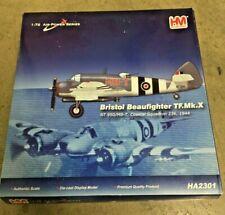 Hobby Master HA2301 Bristol Beaufighter TF.Mk X Diecast Model RAF England D-Day
