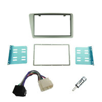 2 Din Radio Stereo Facia Fascia for Honda Civic Adaptor Plate Panel Fitting Kit