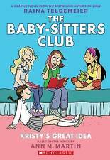 Kristy's Great Idea: Full-Color Edition (the Baby-Sitters Club Graphix #1) by Ann M Martin (Paperback / softback, 2016)