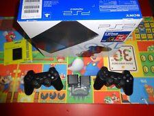 Sony PlayStation 2 Slim Black Console Star Wars Battlefront II NEW SEALED RARE
