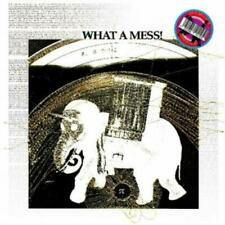 PEPE BRADOCK: WHAT A MESS! TECHNIQUES -LTD [LP vinyl]