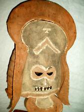 Masque TSHOKWE H=50cm RDC Congo, CHOKWE KALELWA DRK Kongo Africa, collection