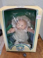 VINTAGE 1985 COLECO CABBAGE PATCH KIDS BALD PREEMIE BABY DOLL