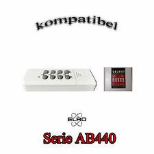 Funk Fernbedienung kompatibel mit ELRO AB440 Funkfernbedienung inkl.12V Batterie
