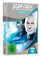 Star Trek - The Next Generation Season 6 7er [DVD] NEU TNG Staffel Sechs