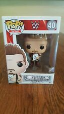 Chris Jericho WWE Funko POP WWE 40 Vinyl NIB