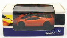 Solido 1/64 Scale Model Car S6400400 - Volkswagen Nardo W12 Coupe - Orange